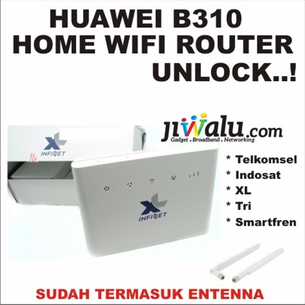 Home Router Huawei B310 Unlock Xl 240gb 3bln Shopee Indonesia 4g Free Unlocked