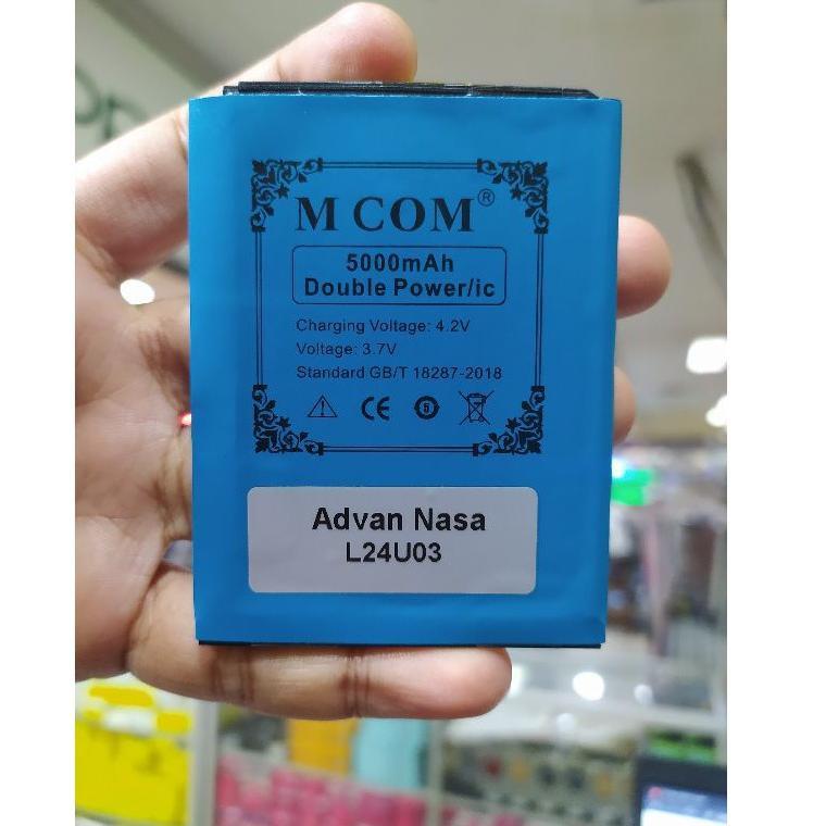 [ART. 5996] Baterai Advan Nasa L24U03 / Nasa Plus L30U01 Mcom