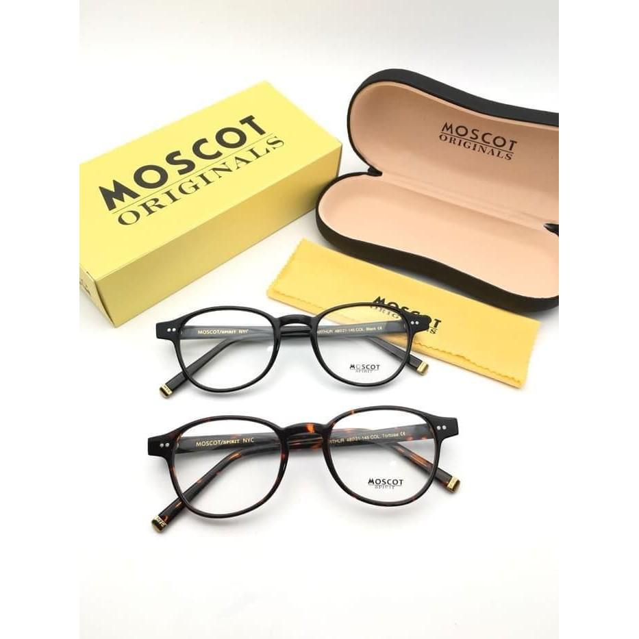 Kacamata Moscot ARTHUR frame unisex size 48 21 145 kualitas Super Limited  0071079cc1