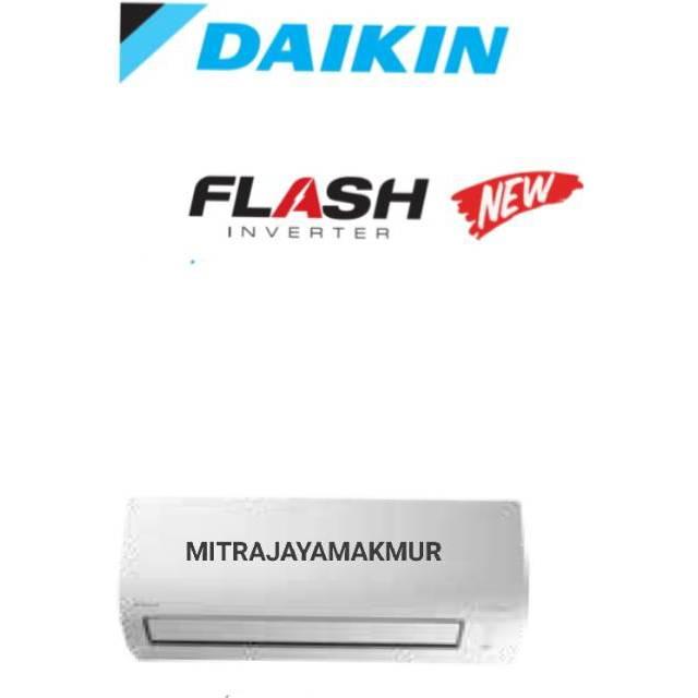 Ac daikin 1/2PK FTKQ15UVM4 low watt inverter thailand