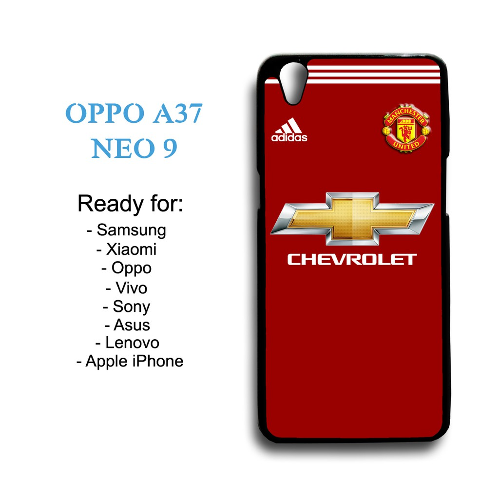 Case Manchester United Wallpaper 01 Custom Case OPPO A37 NEO 9