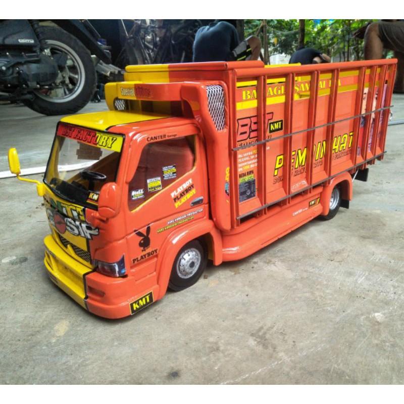 Harga Miniatur Truk Terbaik Hobi Koleksi Juni 2021 Shopee Indonesia