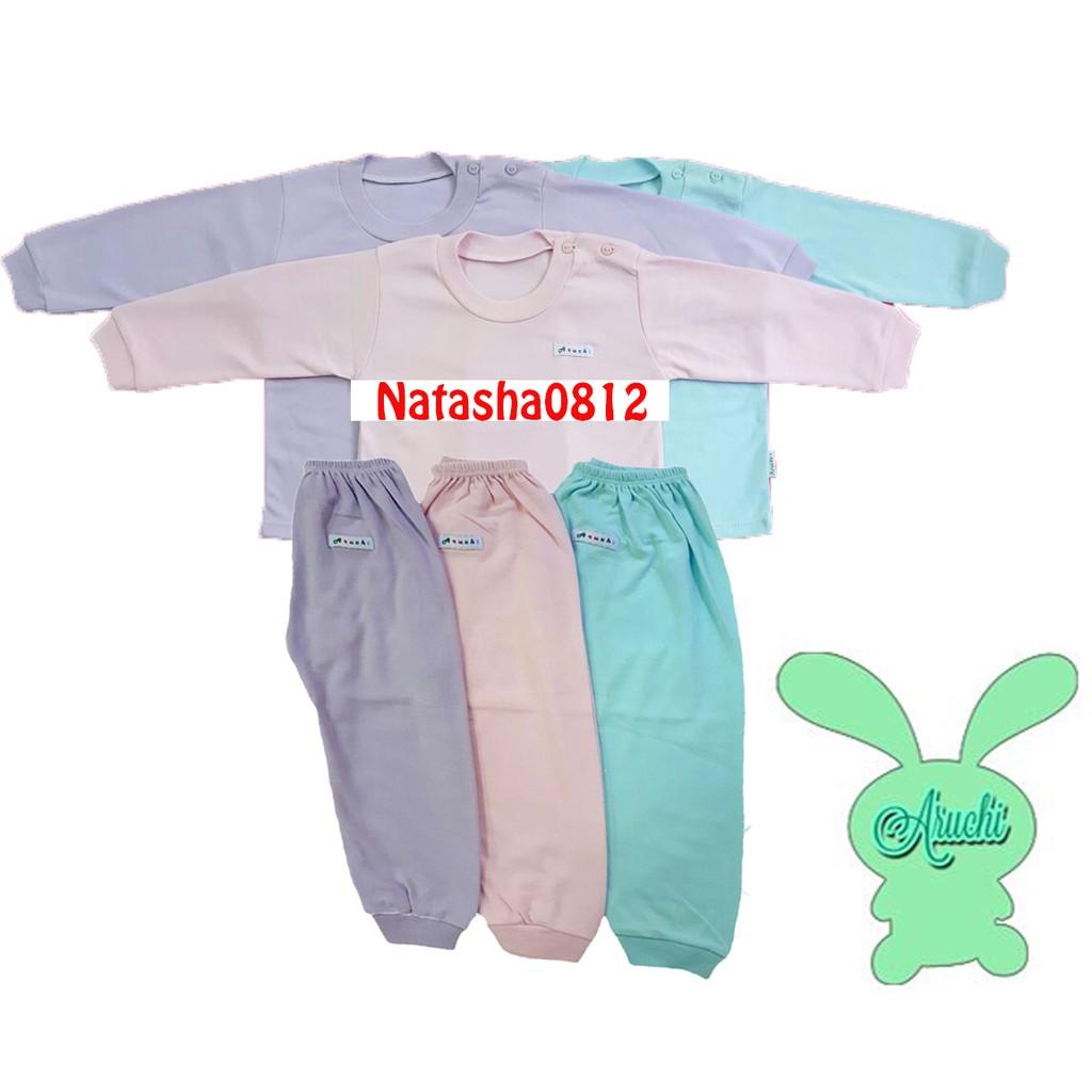 Spy60 Setelan Baju Panjang Bayi Motif Lebah Bee Yeiko Piyama Spy46 Newborn Poppy Tidur Shopee Indonesia