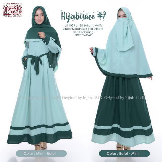 Nino Dress   Grosir Pakaian Hijab  5efd14fb34