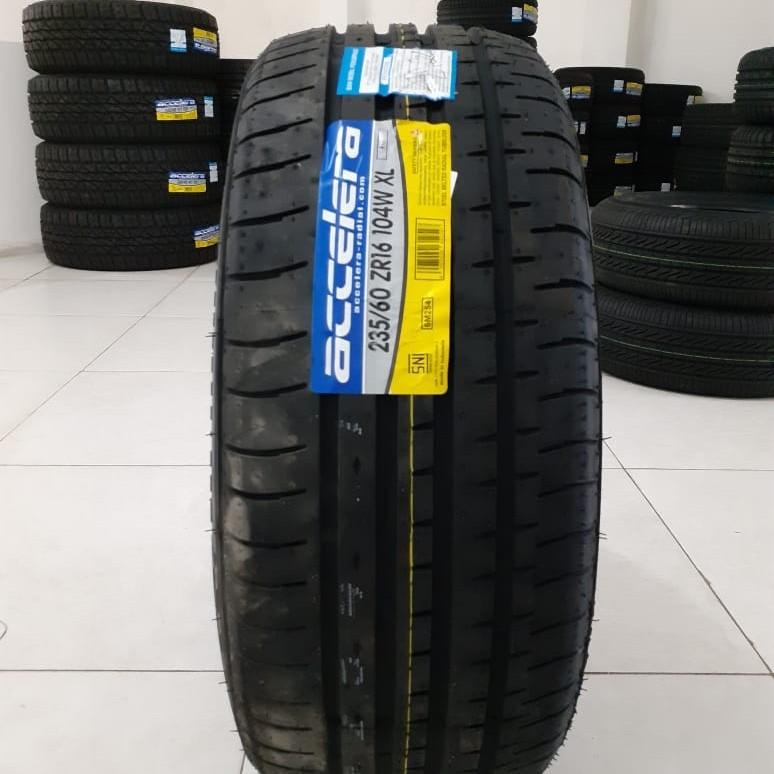 Ban Mobil Untuk Terios Rush Tubeless 235/60 Ring 16 ACCELERA PHI 235 60 R16 Tubles Bukan Dunlop