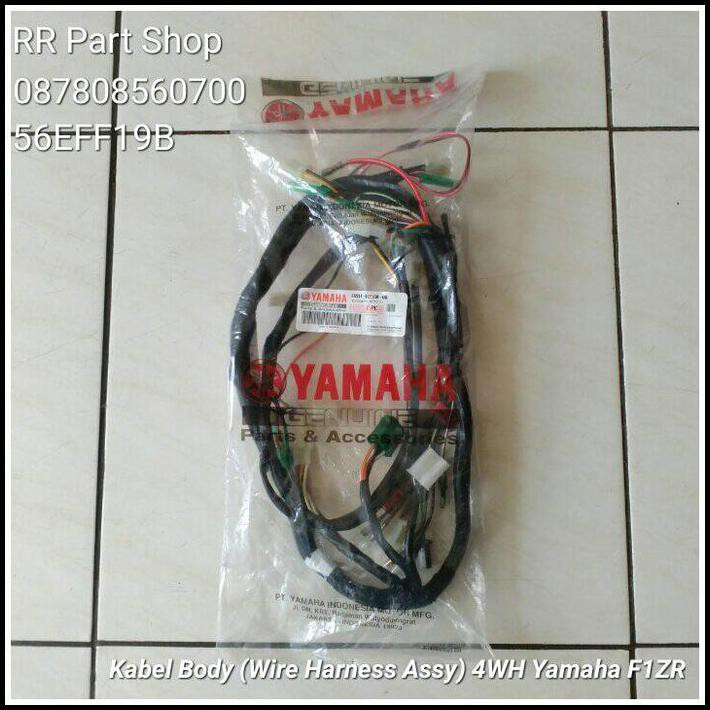 Diagram Kabel Body F1zr