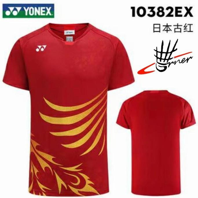 DISKON ! Baju Badminton Timnas Jepang Olimpiade Tokyo 2020 10382EX Original