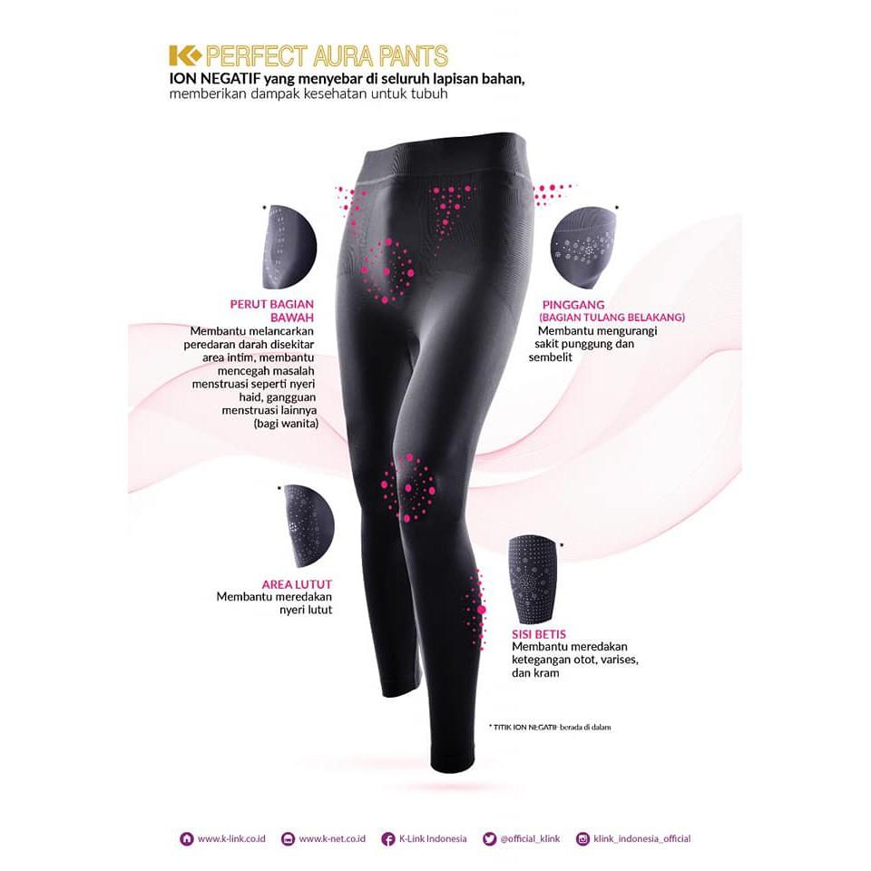 Legging Pelangsin K Aura Pants Celana Kesehatan Celana Inovatif Shopee Indonesia