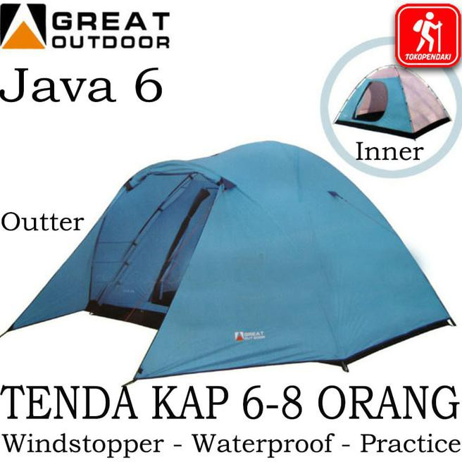 Jual Matougui Ws004 Tenda Camping Hiking Double Layer Windproof /Waterproof Promo Diskon | Shopee Indonesia