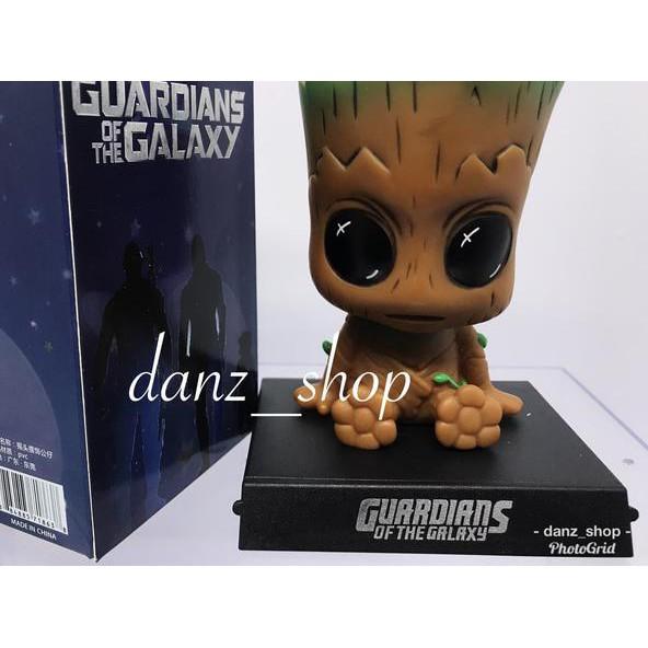 Boneka Baby Groot 20cm Guardians of The Galaxy Guardian Tree ... caa3705649