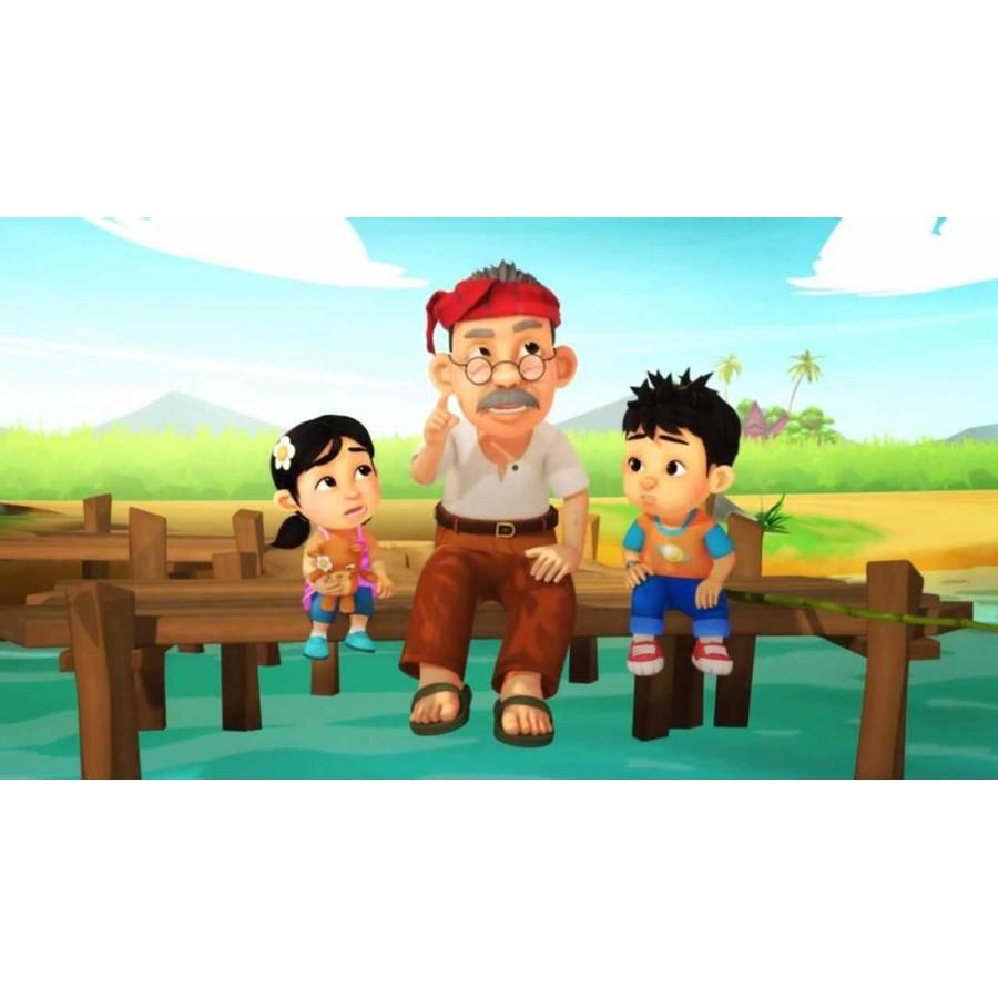 Kartun Anak Si Kancil Pada Zaman Dahulu Episode Lengkap
