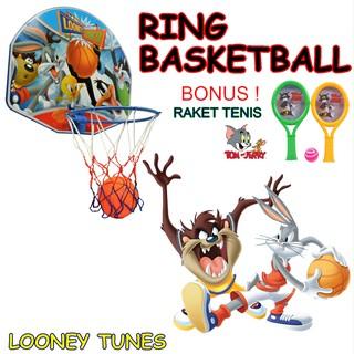 Beli 1 Gratis 1 Promo Sale Basket Ball Ring Bonus Raket Tenis Mainan Anak Game Sport Shopee Indonesia