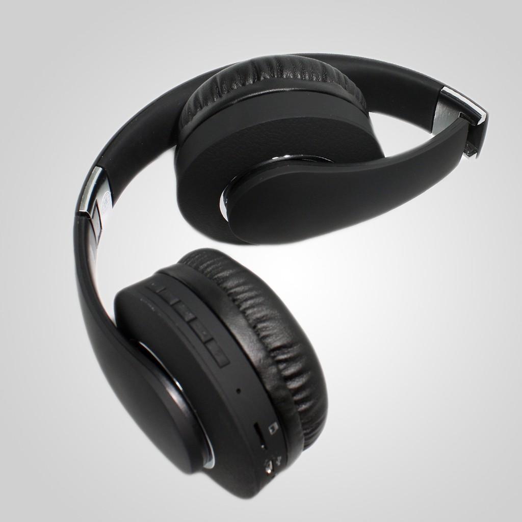 Rexus M1 Wireless Headset Gaming Bluetooth Headphone Microsd Fm Vonix F26 Hitam Radio Shopee Indonesia