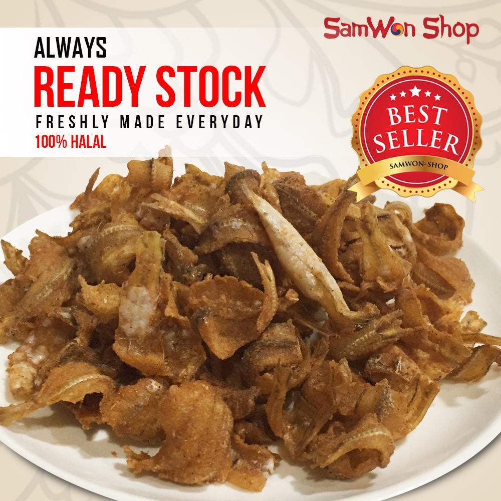 Eomuk Odeng 500 Gr Fresh Samwon Makanan Korea Enak Lezat Bergizi Voucher Rp 100000 Restoran Fish Cake 200 Shopee