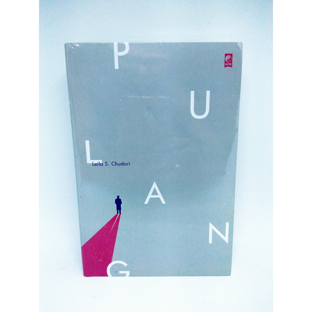 Rekomendasi buku Oktober 2018: Pulang. Image via Shopee.