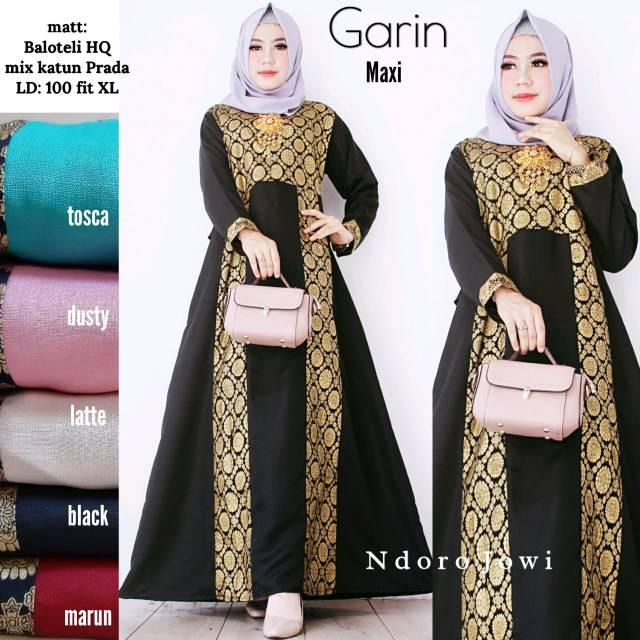 Baju Muslim Kombinasi Jualan Online Lazada