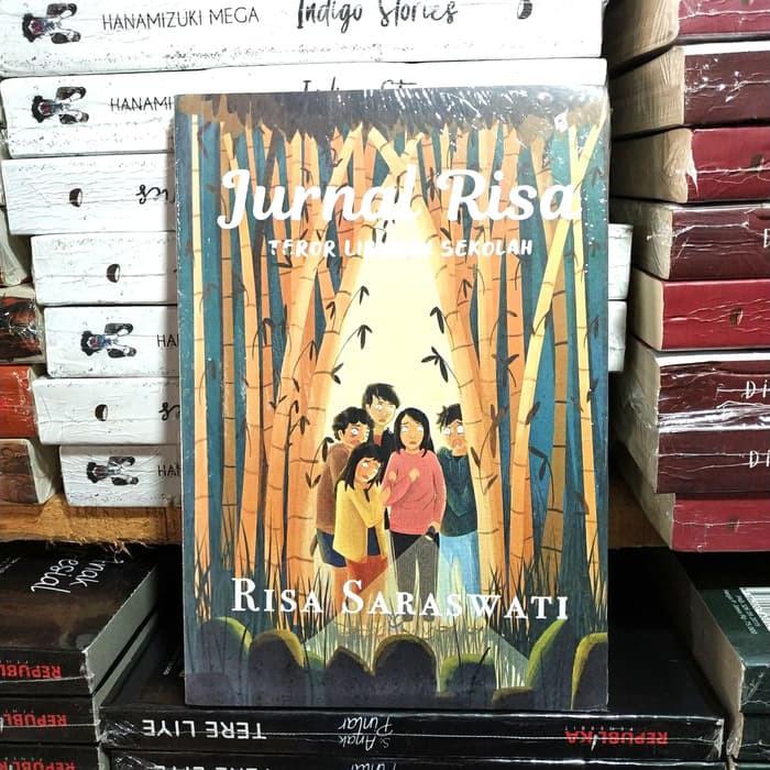 Novel Jurnal Risa Teror Liburan Sekolah Shopee Indonesia