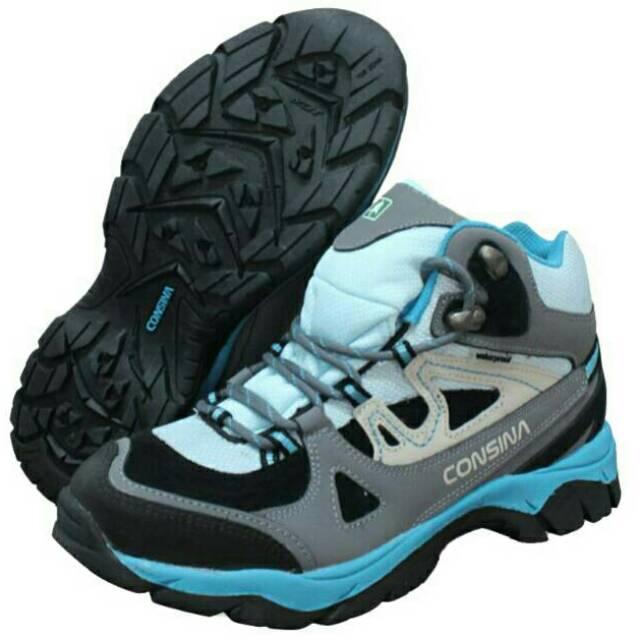 Sepatu Gunung Consina Alpine Women Edition