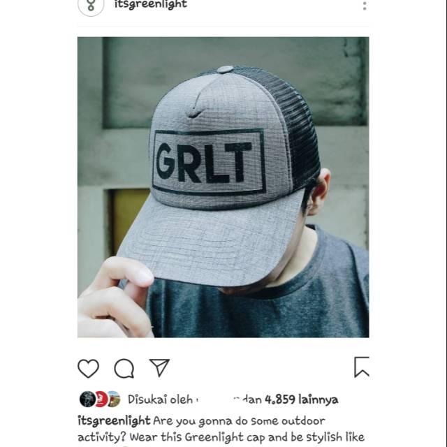 topi greenlight - Temukan Harga dan Penawaran Topi Online Terbaik -  Aksesoris Fashion Februari 2019  e1a34603d5