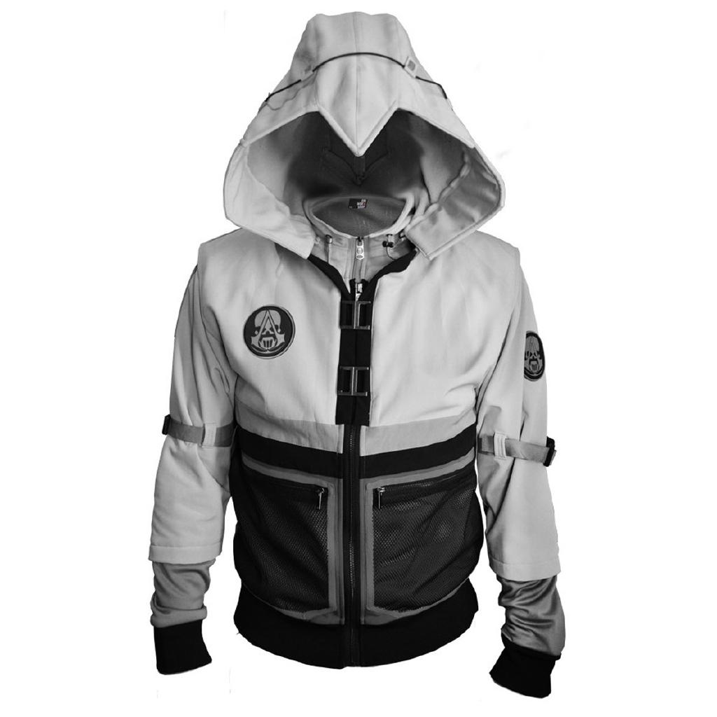 Sweater Kaos Hoodie Lengan Panjang Desain Hantu Recon Assassin S