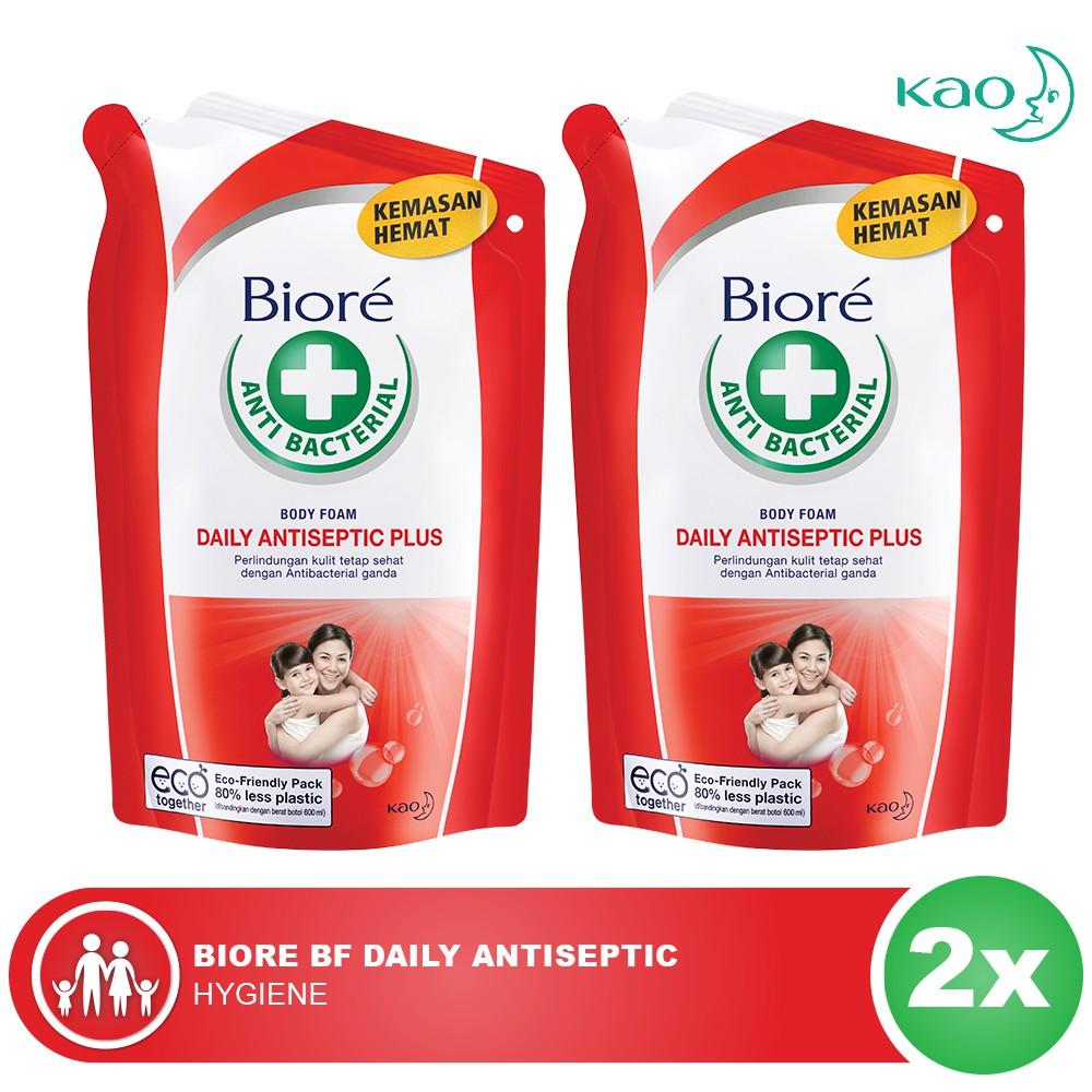 Biore Body Foam Experience Exotic Cinnamon Pouch 425ml Shopee 220ml Indonesia
