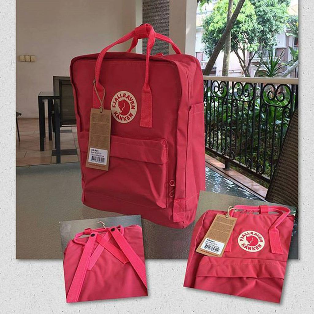 Promo Belanja Fjallraven Online September 2018 Shopee Indonesia Tas Kanken Classic 16l Standard Sekolah Ransel Outoor