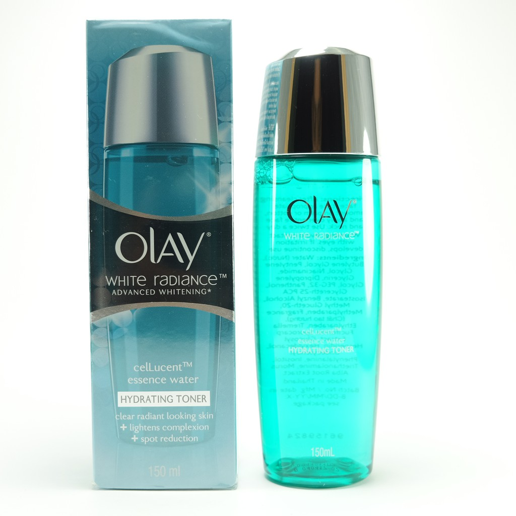 Olay White Radiance Hydrating Toner Shopee Indonesia 150ml