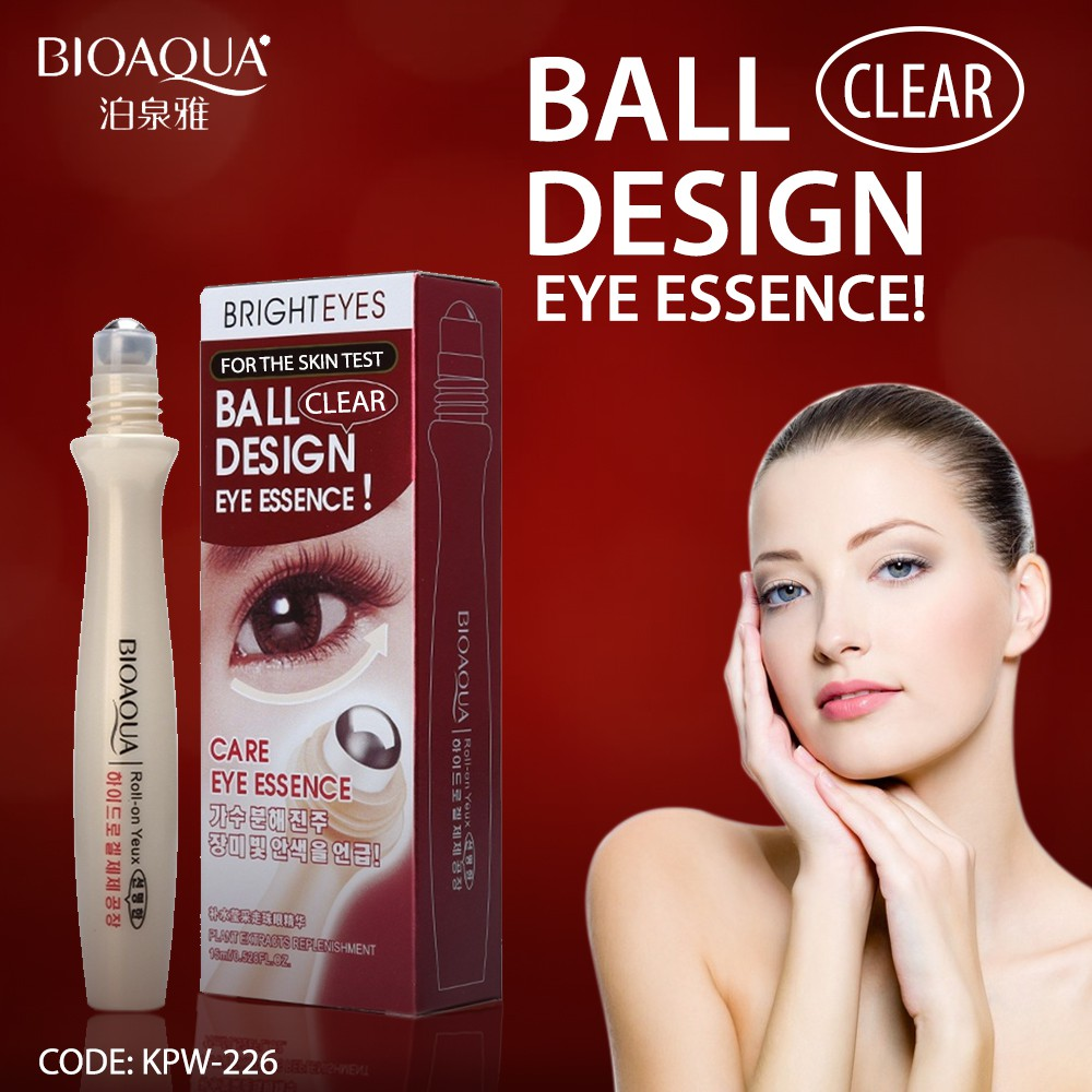 Bioaqua EYE CARE ESSENCE Serum Mata Anti Mata Panda . KPW-226