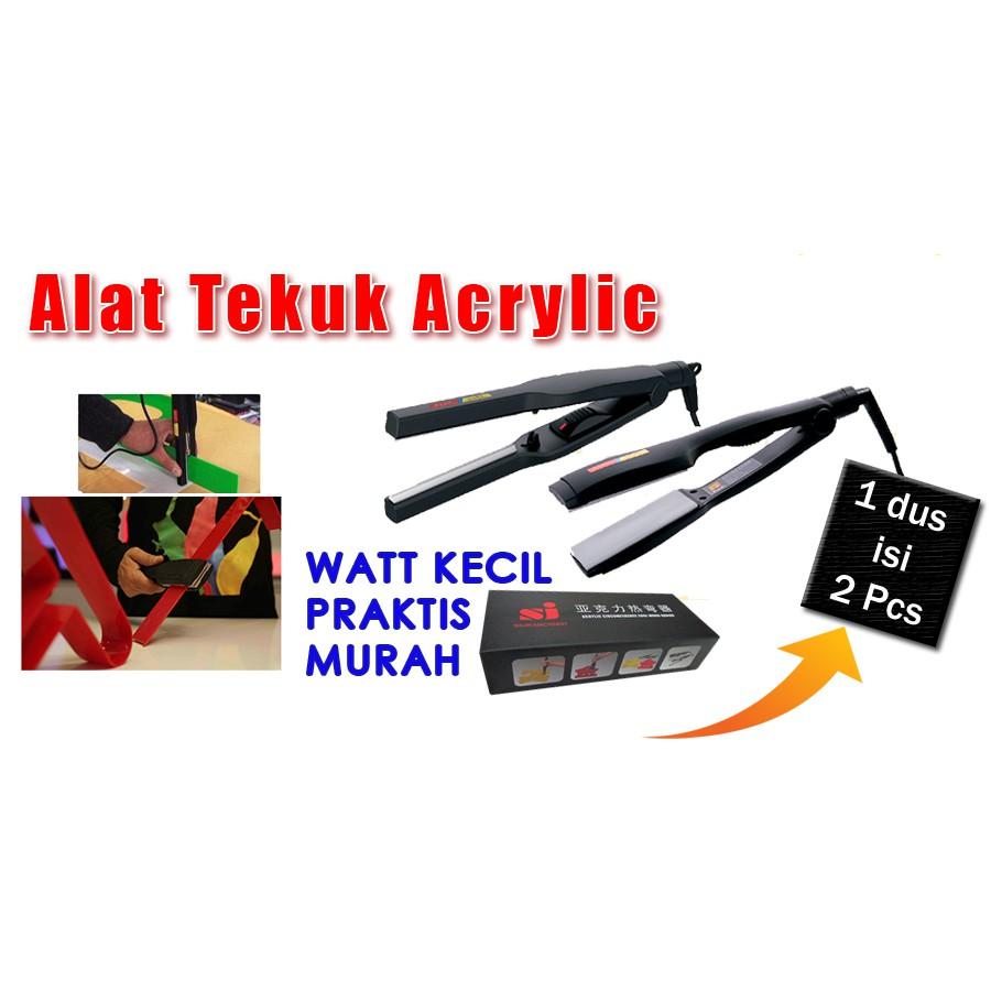 Alat Tekuk Acrylic Portable Penekuk Akrilik Catok Acrilic Huruf Siku Mika 3 Mm Timbul Bending Acrylik Bender Shopee Indonesia