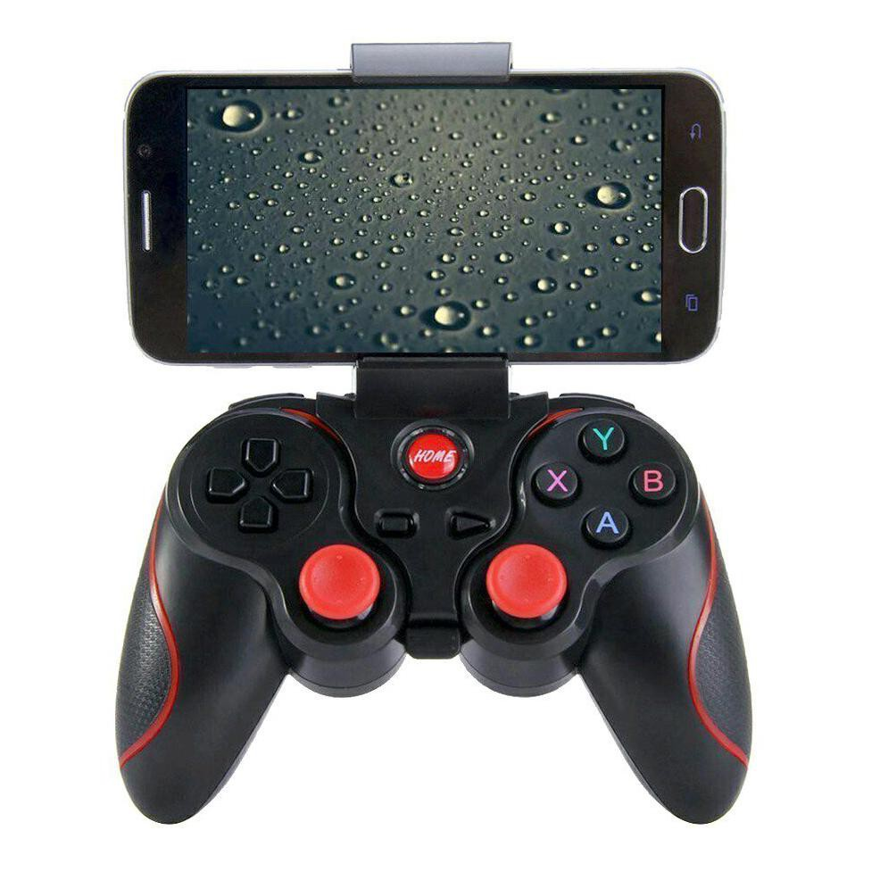 Gamepadt3 Joystick Controller Game Untuk Smartphone Handphone Vztec Usb Double Shock Pad Model Vz Ga6008 Android Ios Shopee Indonesia
