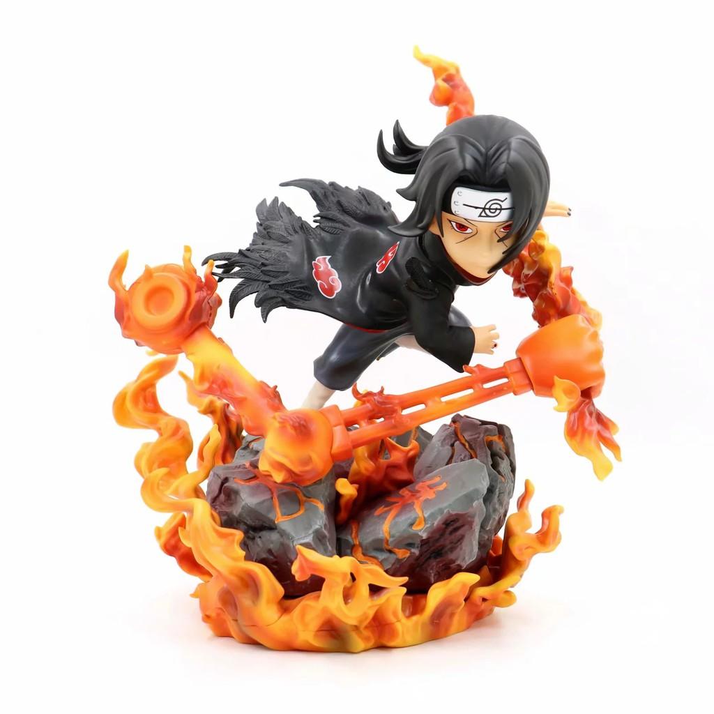 Action Figure Karakter Anime Naruto Lbs Gk Xiao