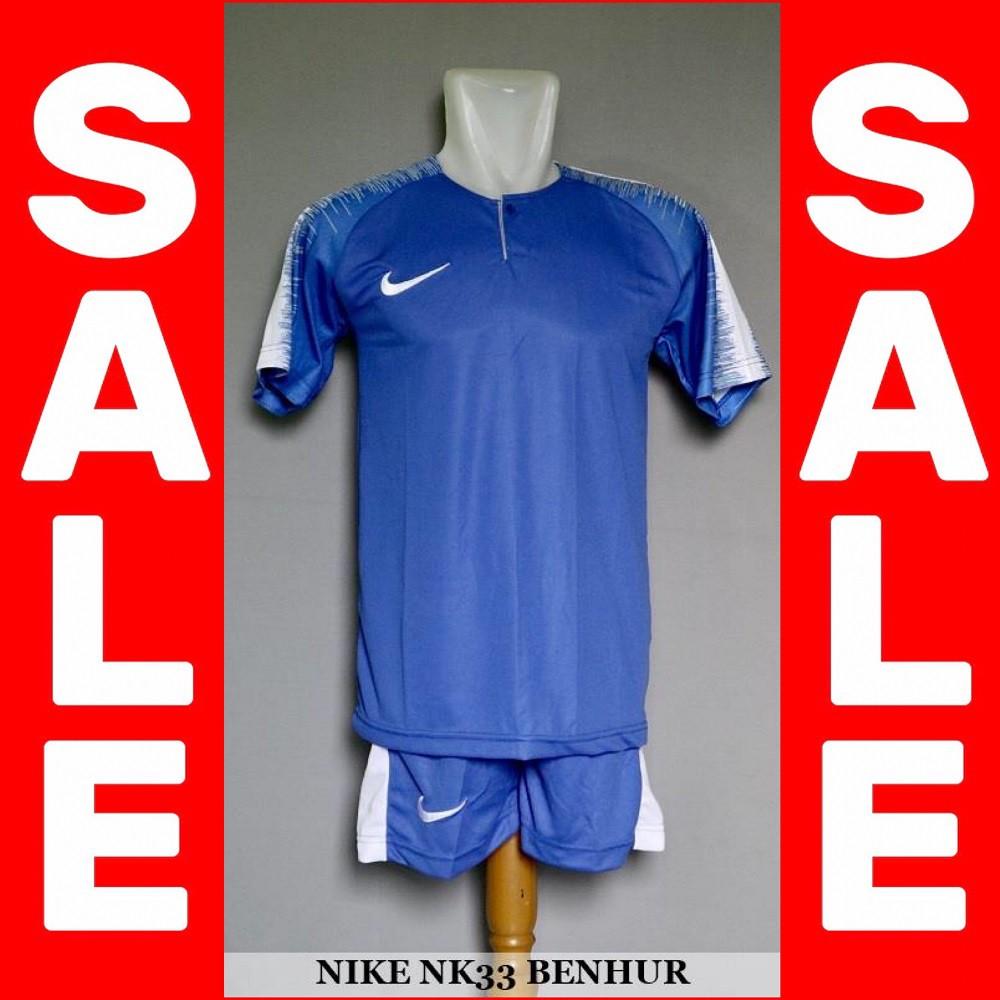 Baju Kaos Olahraga Jersey Bola Setelan Futsal Promo Murah Model Terbaru  dce8190408565