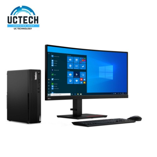 "LENOVO PC M70T 11EVS0 3200 - i3 10100 4GB 1TB HDD 21.5"" WIN 10 PRO"