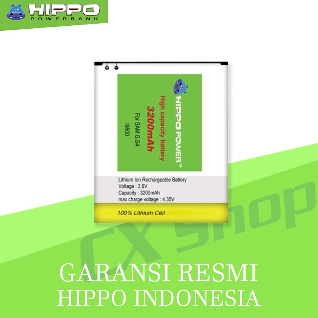 Hippo Baterai for Samsung Galaxy S4 / i9500 3200mah