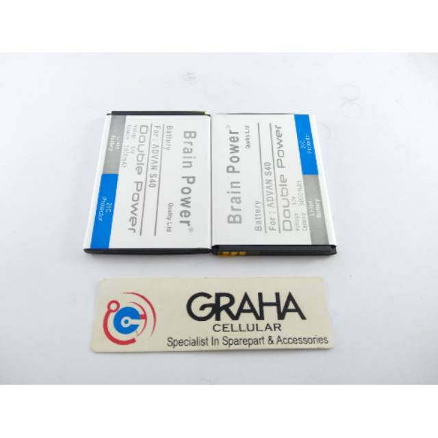 Baterai Battery Advan G1 Ram 3Gb 3800Mah Double Power Log On | Shopee Indonesia