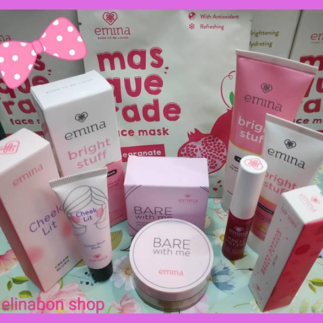 Emina paket 6 in 1 | Shopee Indonesia