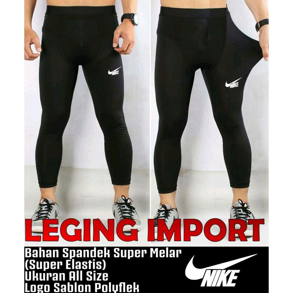 Celana Legging Import Nike Celana Mancing Celana Sepeda Celana Renang Shopee Indonesia