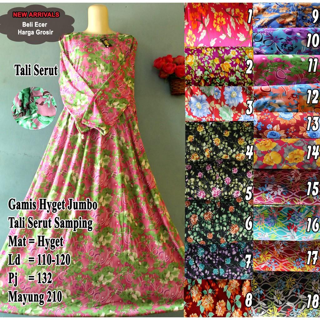 Gamis Hyget Murah Gamis Murah Dress Murah Shopee Indonesia