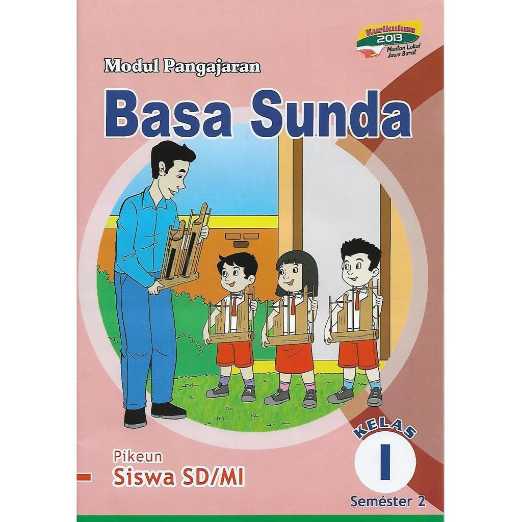 Buku Lks Bahasa Sunda Kelas 1 Sd Mi Semester 2 Kurikulum 2013 Shopee Indonesia