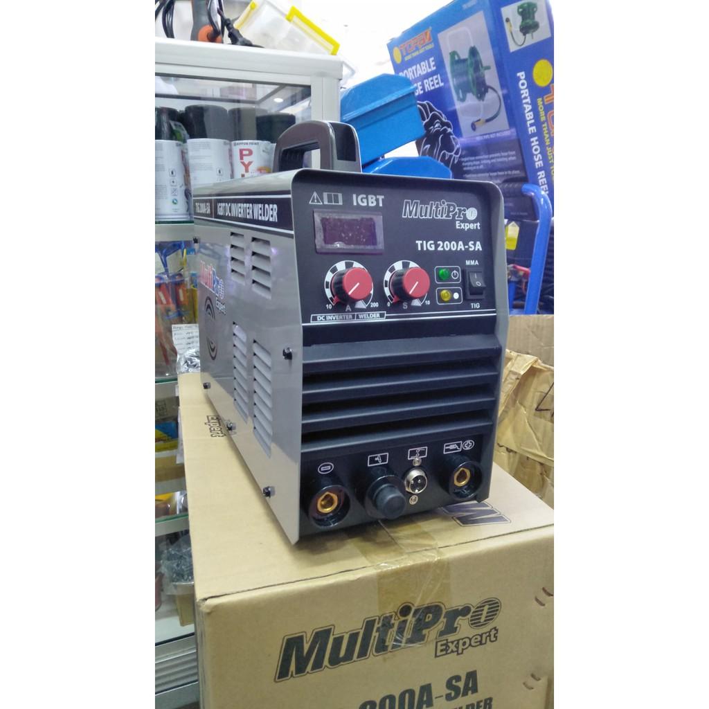 Multipro Mesin Las Inverter Eg 120a Kr Expert Listrik 900watt Oke Watt Kecil Welding Machine Igbt 450w Hl Low H N L Travo 450 2in1 Tig Argon Mma 200