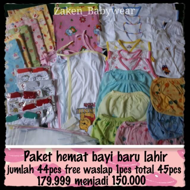 Paket Perlengkapan Bayi Baru Lahir laki perempuan / Gift Set newborn package/ Kado Gift Set Baby | Shopee Indonesia