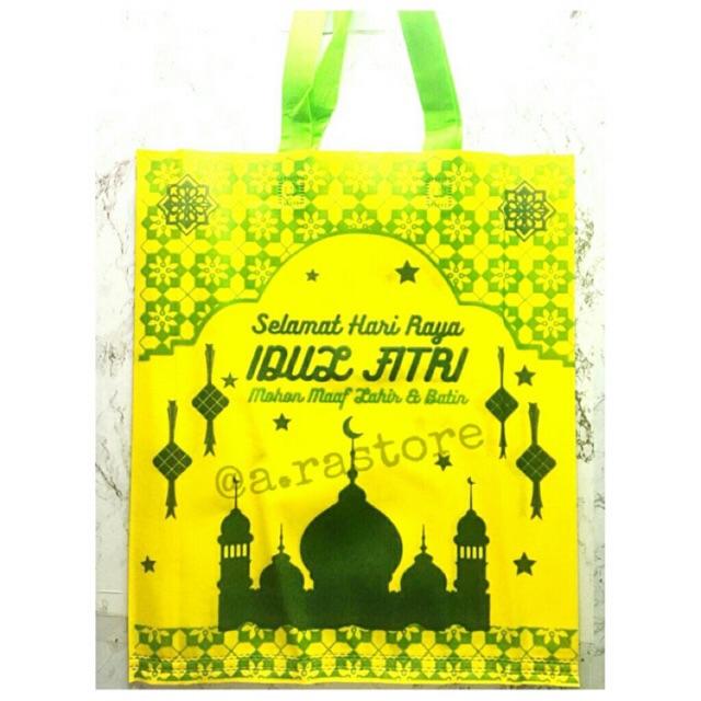 Tas Lebaran Idul Fitri/goodie Bag Ukuran Besar
