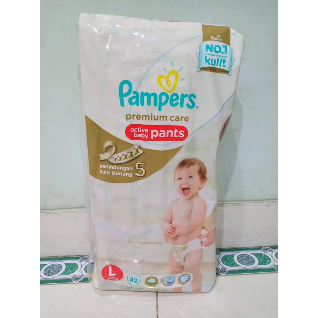 Pokana Pants Jumbo Xl24 Pampers Shopee Indonesia Diapers S22