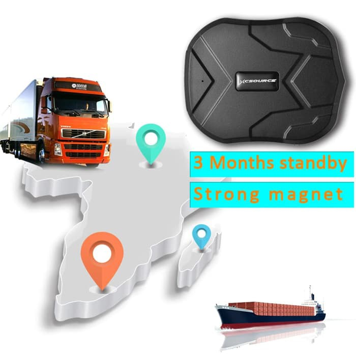 Car Tracking Device >> Turun Harga Gps Car Tracking Device Powerful Magnet Vehicle Tracker Locator Murah