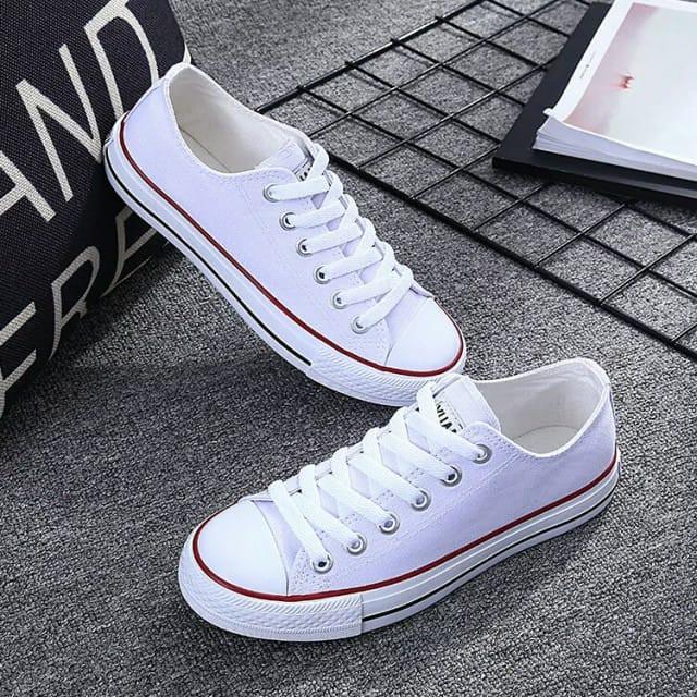 Flash Shop Sepatu Converse Ct All Star Basic Classic Ox Black