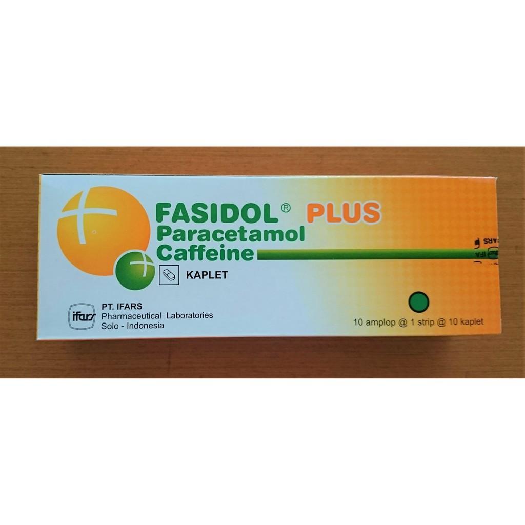 Fasidol Plus Tablet Shopee Indonesia Bio Mega Kaplet 1 Strip Isi 10