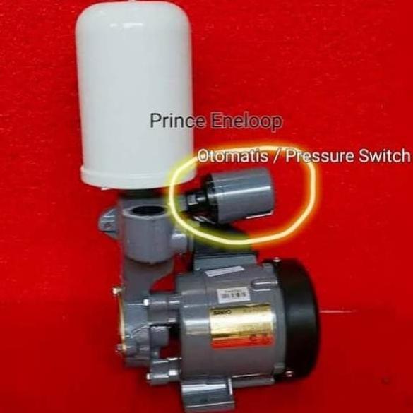 Harga Termuraah Promo Murah Otomatis Pompa Air Pressure Switch Sanyo Ph137ac Ph130b Original 100 Shopee Indonesia