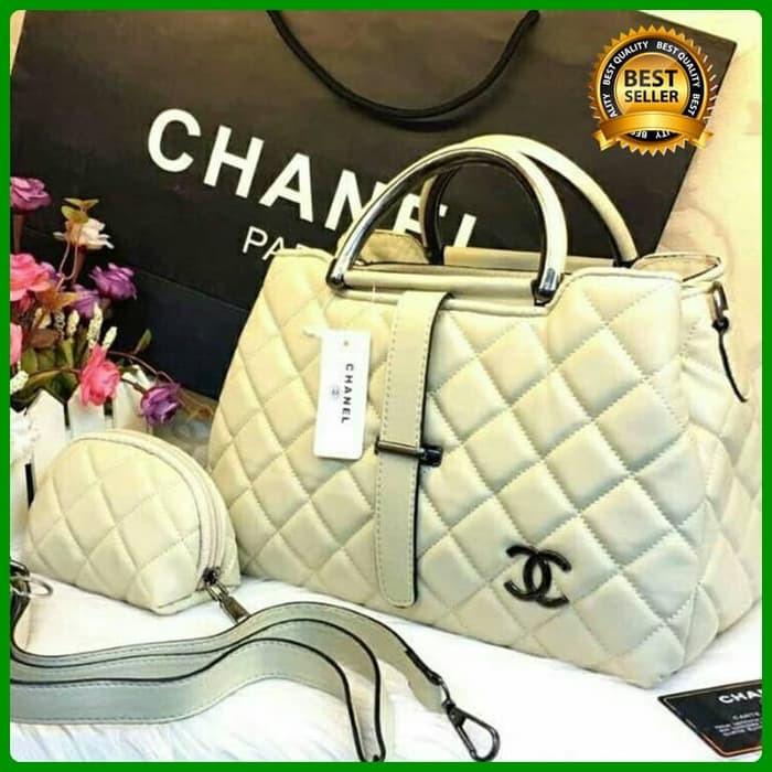 tas+chanel++hand+bag+tas+selempang - Temukan Harga dan Penawaran Online  Terbaik - Januari 2019  2975d83e77