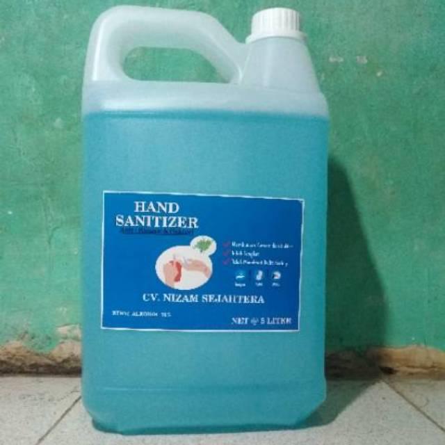 handsanitizer gel 5liter Hand Sanitizer Gel 5 Liter HAND SANITIZER GEL 5L