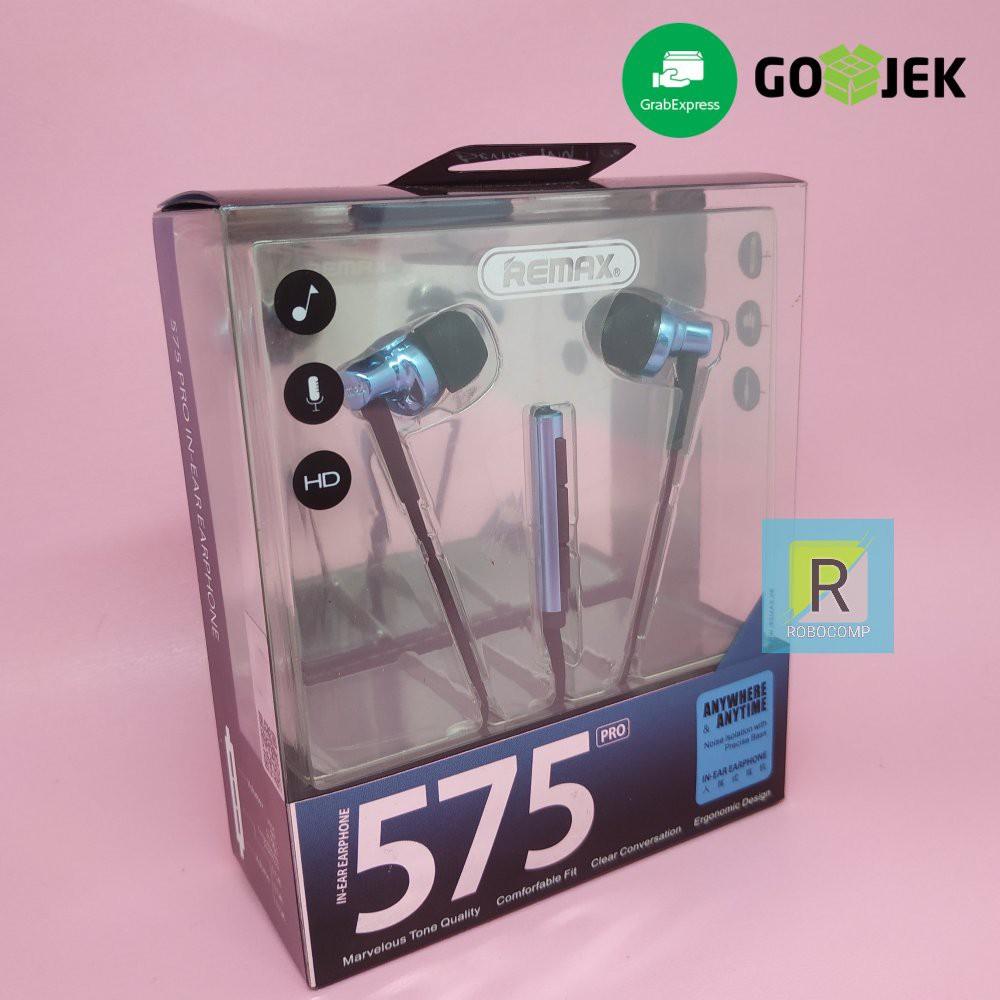 Remax Earphone - RM-575 Pro